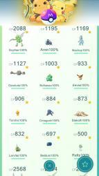 Go Pokémongo Vendre Pokégo Compte Acheter Pokémon Fqax855z