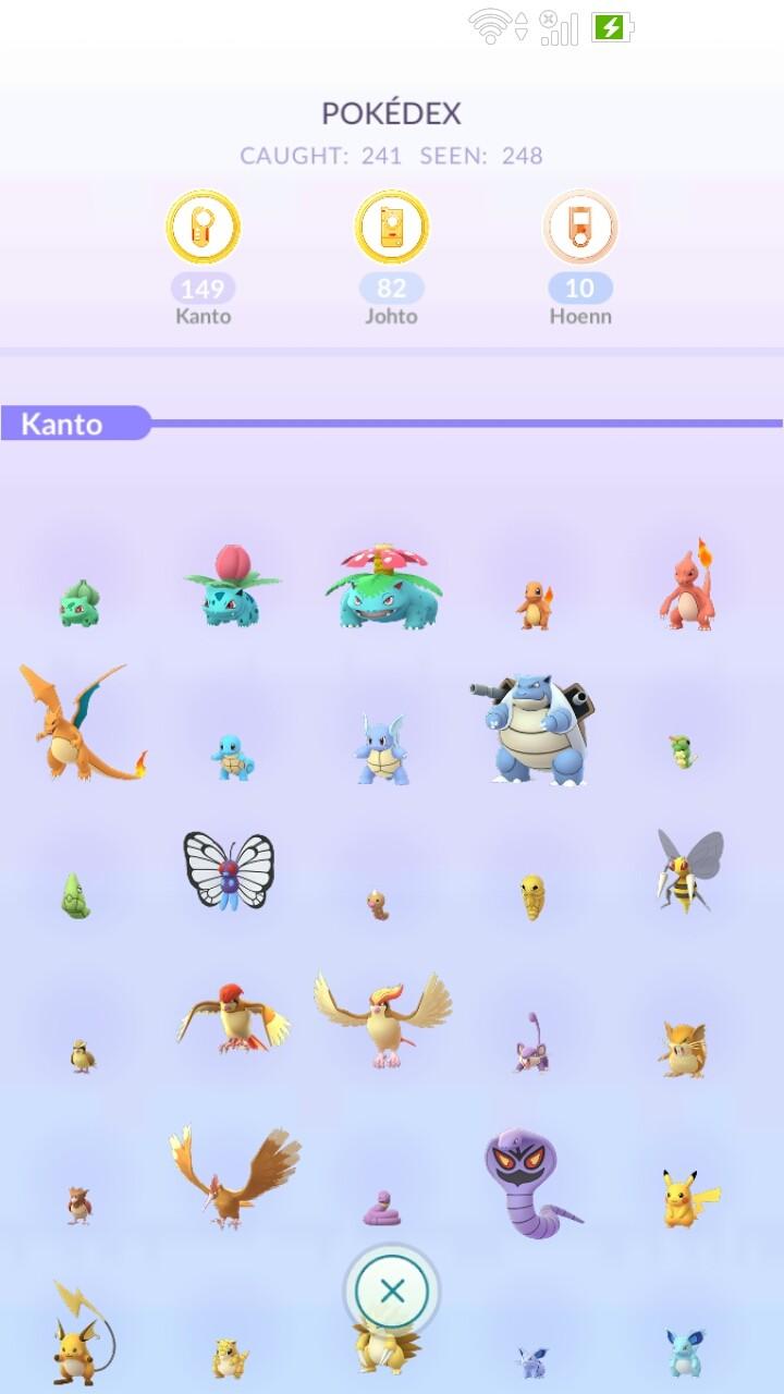 Pokémon GO Account - Buy Pokemongo Account - Sell Pokégo Account
