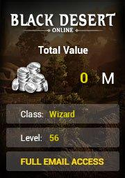 Black Desert Online NA-Wizard